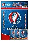 Panini 909950 - Sammelsticker UEFA Euro 2016 Starterset Hardcover Album