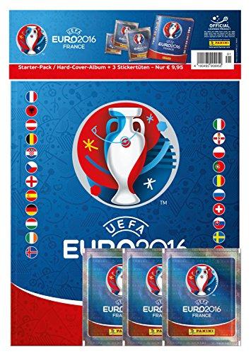 Panini - Cromos coleccionables, UEFA Euro 2016 (909950)