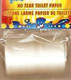 No Tear Toilet Paper Gag Prank Joke