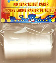 No Tear Toilet Paper Roll - Fun April Fools Day Prank