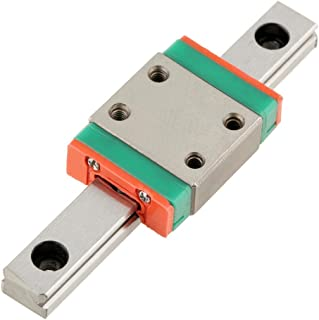 LWL7B Miniature Linear Rail Guide 7mm Width Slide Block (55MM)