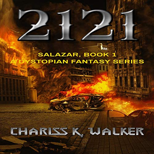 Salazar: A Dystopian Fantasy Series  By  cover art