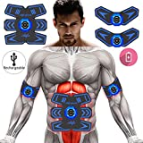 Best Ab Toner Belts - Abs Stimulator Ab Stimulator Muscle Toner Rechargeable Muscle Review