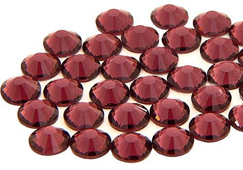 EIMASS® 7747grado A cristal HotFix piedras brillantes FLAT-BACK diamante gemas cristales Bling disfraces, teléfono cubre, artículos personales, color, talla 3 mm