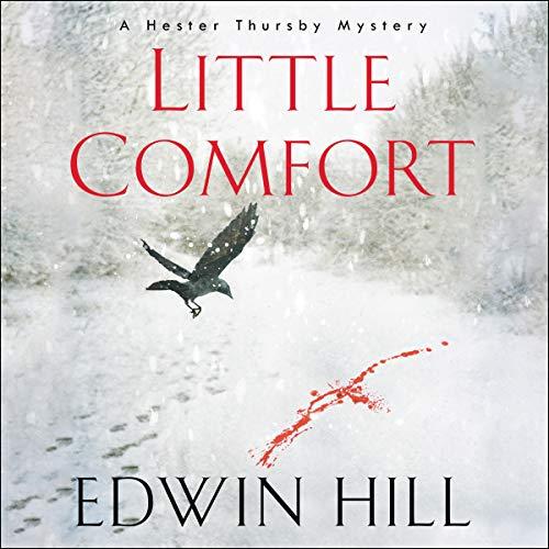 Little Comfort audiobook cover art