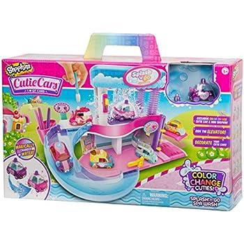 Shopkins Cutie Cars Splash 'N' GO Spa Wash   Shopkin.Toys - Image 1
