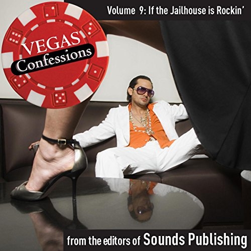 Vegas Confessions 9 audiobook cover art
