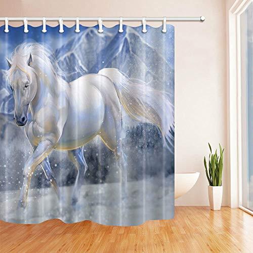 cortinas de baño blanco