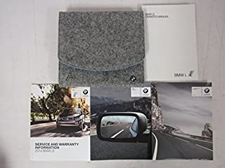 2015 BMW i3 Owners Manual Guide Book