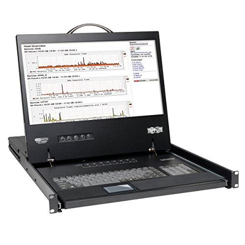 Tripp Lite KVM de Consola NetController de 16 puertos de 1U para...