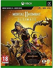 Mortal Kombat 11 Ultimate (Xbox Series X) (輸入版)