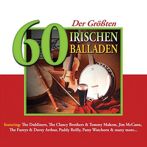 60 der Größten Irischen Balladen