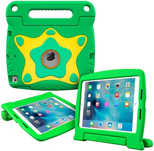 iPad Air 1 2 Pro 9 7 and 2017 2018 9 7 rooCASE ORB 360 Starglow Kid Friendly Drop Shock Proof product image