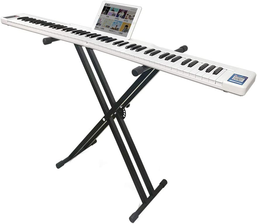 Piano electrónico profesional 88 teclas portátil APLICACIÓN ...