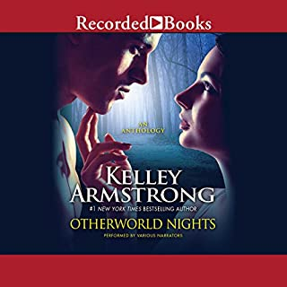 Otherworld Nights audiobook cover art