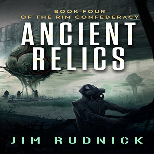 Ancient Relics audiobook cover art
