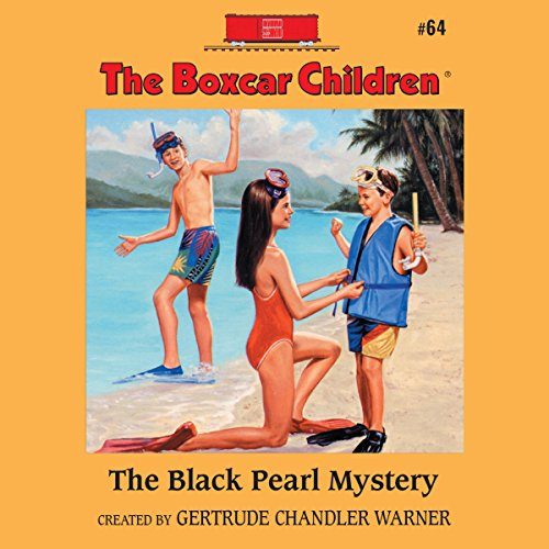 The Black Pearl Mystery cover art