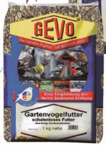 GEVO Gartenvogelfutter (schalenlos) 2,5 kg