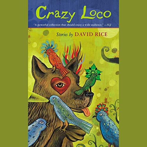Crazy Loco audiobook cover art