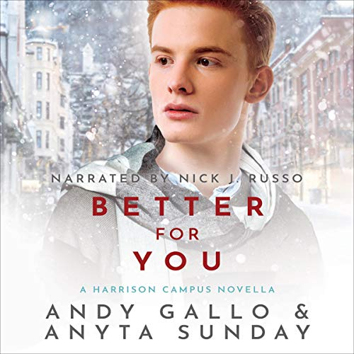Better for You: A Harrison Campus Novella Titelbild