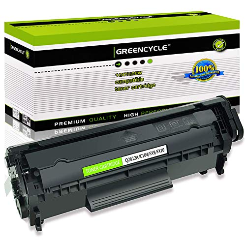 tóner q2612a fabricante greencycle