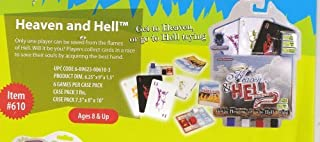Haywire Heaven and Hell Card Game