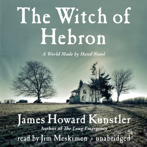 The Witch of Hebron audiobook cover art