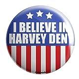 Geek Details I Believe in Harvey Dent 2.25' Pinback Button