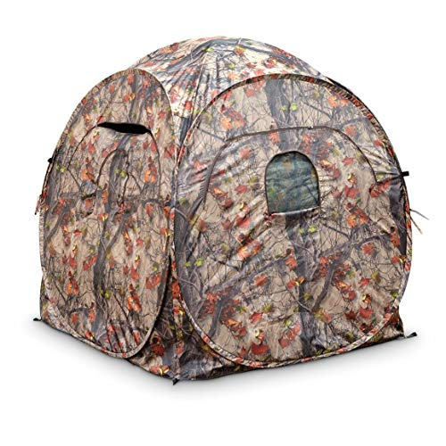 Guide Gear Deluxe 4-Panel Spring Steel Hunting Blind