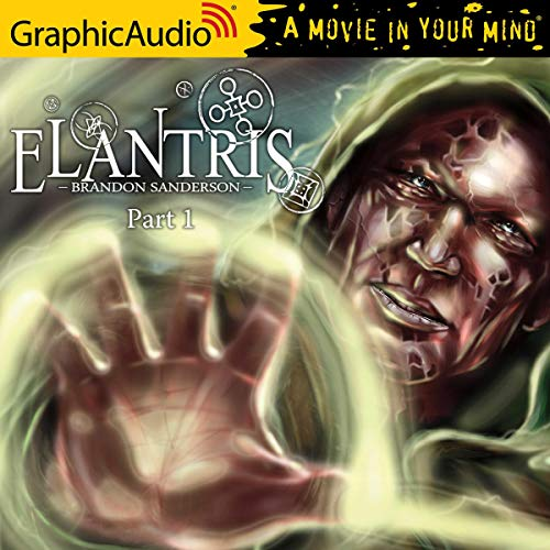 Elantris, 1 of 3 cover art