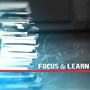 Focus & Learn – Soft New Age Music to Concentrate, Peaceful Sounds, Pass Exams