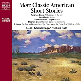 More Classic American Short Stories audiobook cover art