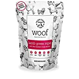 WOOF Lamb Green Tripe Freeze Dried Raw Dog...