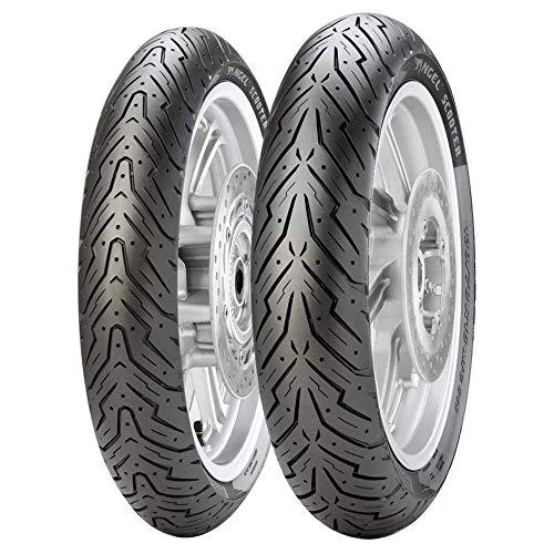 Paire Pneu pneus Pirelli ANGEL Scooter 100/80 16 120/80 16 sYM hD 125 200