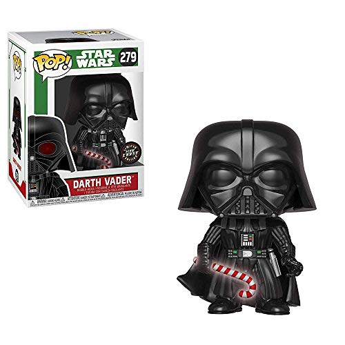 FunkoPop Darth Vader Candy Cane Limited Edition Glow Chase