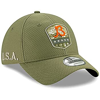 bears salute to service hat