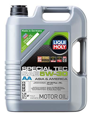 Liqui Moly 20138 Special Tec AA 5W30 Motor Oil, 5 Liter