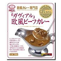 エム・シーシー食品株式会社 MCC 神田ガヴィアル欧風ビーフカレー 200g