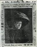Historic Images 1978 Foto de prensa Annie Crawford vestida de negro por su juicio por asesinato