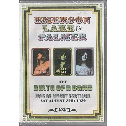 EMERSON, LAKE E PALMER - THE BIR(DVD