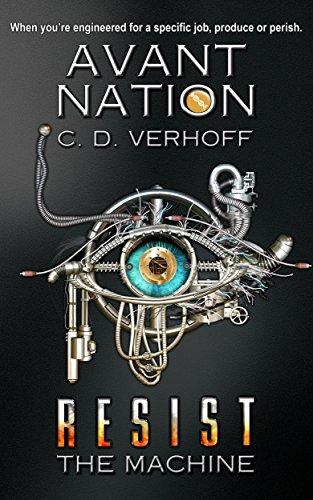 Book: Avant Nation by C. D. Verhoff
