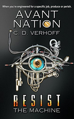 Book: Avant Nation by C. D. Verhoff