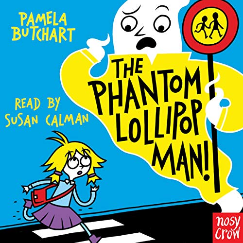 The Phantom Lollipop Man cover art