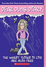 Dear Dumb Diary Complete Set, Books 1-10 (Let's Pretend This Never Happened; My Pants Are Haunted!; Am I the Princess or the Frog?; Never Do Anything, Ever; Can Adults Become Human?; The Problem With Here Is That It's Where I'm From; Never Underestimate Your Dumbness; It's Not My Fault I Know Everything; That's What Friends Are For; and The Worst Things in Life Are Also Free)
