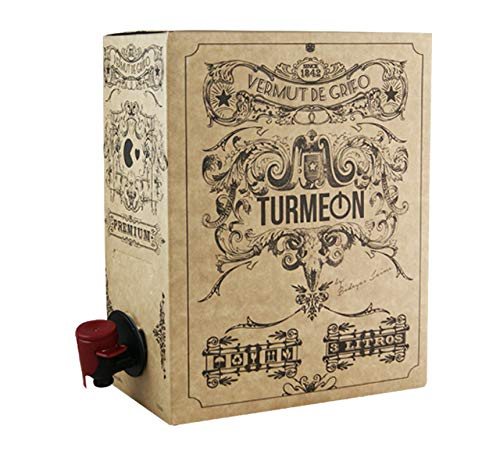 Turmeon Vermouth Rojo Bag in Box 3 L.