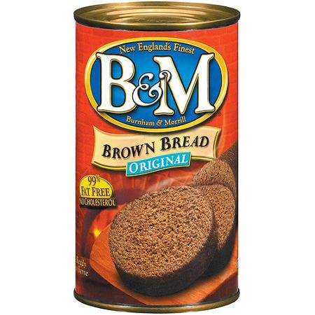 B&M Bread Brown Original 16-Ounce