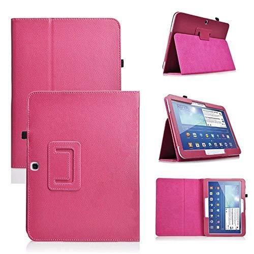 QiuKui Tab Funda para ASUS ZenPad 10 10.1'Pulgada, Caja de la Tableta 360 Cubierta DE Cuero DE CUERDO DE ROTACIÓN para ASUS ZENPAD 10 Z300 Z300C Z300CL Z300CG Z300M Z301 Z301ML 10.1' Pulgada