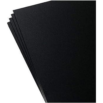 Amazon Com 1pc 3mm X 7 87 X 9 84 Black Abs Styrene Plastic Flat Sheet Plate Industrial Scientific