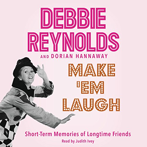 Make 'Em Laugh audiobook cover art