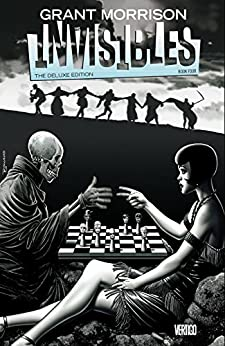 The Invisibles: Book Four - Deluxe Edition by [Grant Morrison, Chris Weston, Phil Jimenez]